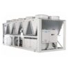 Водоохлаждащи агрегати с въздушно охлаждане