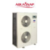 Термопомпени агрегати въздух-вода с висока температура на водата