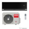 Vivax V-design series 3,81kw BLACK MIRROR